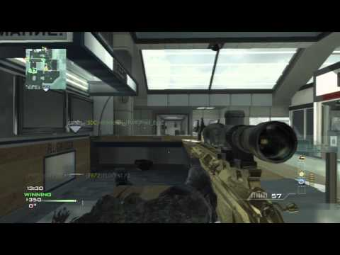 B3NG AG - First PS3 Sniping MOAB on Terminal