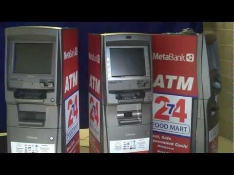 24/7 Food Mart Chooses  Ocean ATM Over PNC Bank