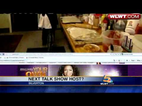 Cobbler Queen Hopes To Become Talk Show Host
