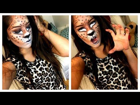 Leopard costume | Halloween Tutorial