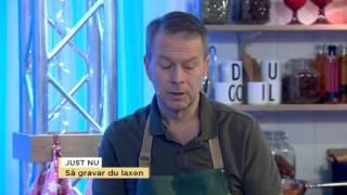 Så här gör du godaste sillen och laxen - Nyhetsmorgon (TV4)