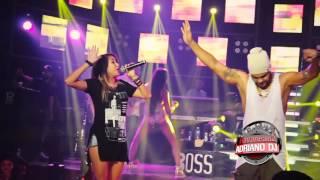 Señorita Dayana y el Príncipe Havaneando Adriano DJ