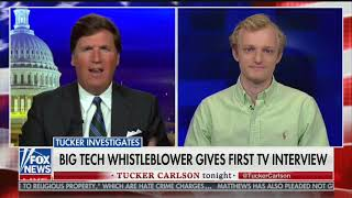 Download Pinterest Whistleblower Tells Tucker About Pinterest Censorship, Termination Video