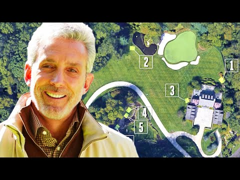 Billionaire Builds Golf Wonderland In His 39-Acre Backyard | Green Fees | Golf Digest