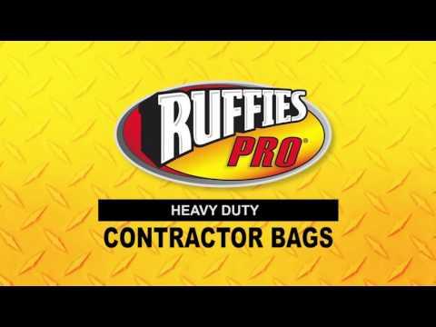 Ruffies Pro Trash Bags
