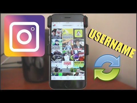 How To Change Instagram Username On Phone 2017
