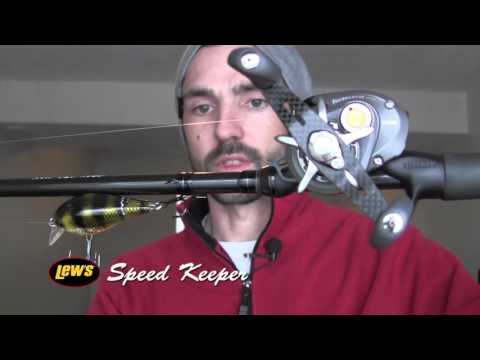 Lew's Speed Keeper Hook Keeper [Tournament Pro G Feature]