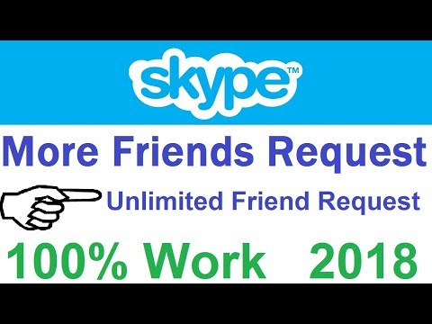 add me contacts skype auto increase friend request, skype hindi