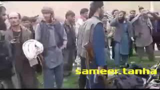 تسلیمی پولیس محلی به گروهی تروریستی طالبان در کندز
