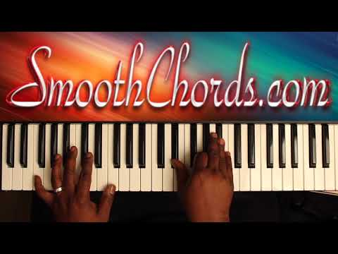 Looking For You - Kirk Fanklin - Piano Tutorial