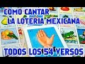 All The 54 Verses From The Game (Spanish) - How To Sing La Loteria mp3