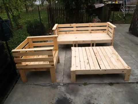 Pallets Exterior Furniture | Picture Collection Ideas Of Furniture
