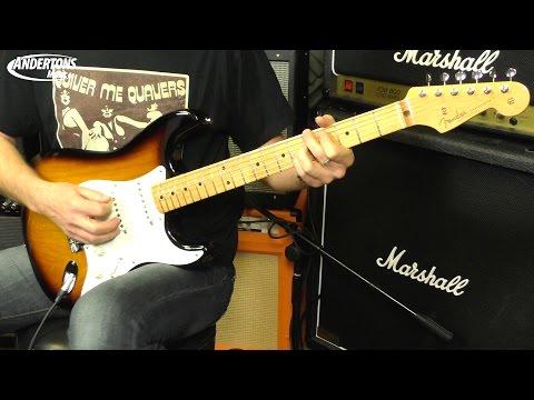 Fender Vintage Hot Rod Guitars - Old Guitars Get Pimped!