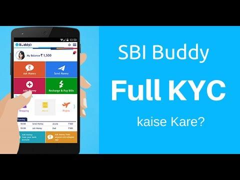 SBI Buddy Par Full KYC Kaise Kare