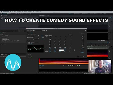 How to Create Comedy Sound Effects