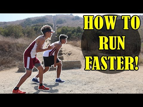 How to Run Faster Culver City Stairs Workout! (Coach Rashaad)