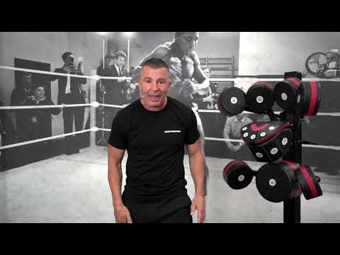 BoxMaster - How to Throw a Punch - Uppercuts