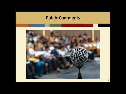 42 CFR Part 2 Public Listening Session Part 2: 2018 Recording