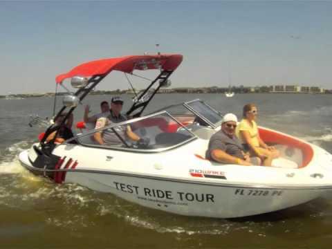 SEA-DOO TEST RIDE TOUR - Consumer Reviews - Lake Lewisville, Texas