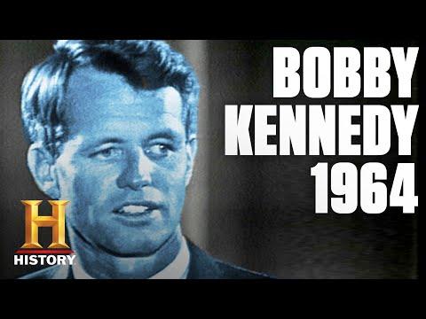 Flashback: RFK Speaks at Columbia University | History