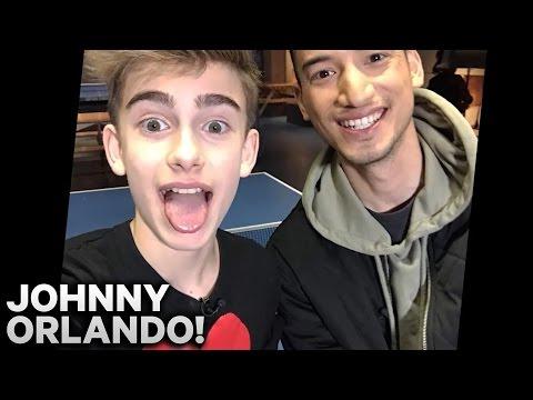 Johnny Orlando on Mackenzie Ziegler