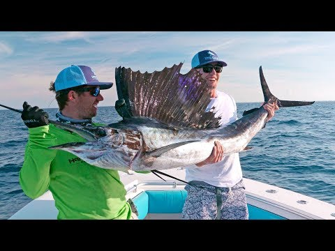 Fish of a Lifetime for New York Mets Outfielder Brandon Nimmo - 4K