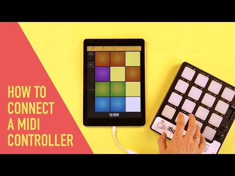 How to Connect a Midi Controller to Drum Pads 24