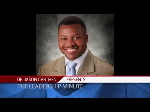 Dr. Jason Carthen: Season 5 Episode #25: How to Improve Organizational Culture!