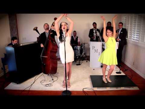 Bad Romance - Vintage 1920's Gatsby Style Lady Gaga Cover ft. Ariana Savalas & Sarah Reich