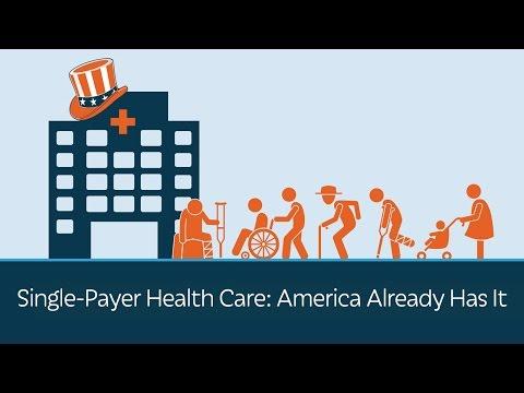 Single-Payer Health Care: America Already Has It