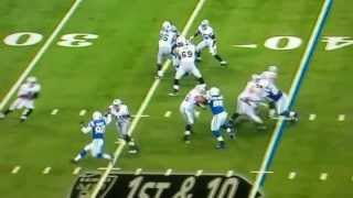 Terrelle Pryor Week 1 Highlights (vs Colts)