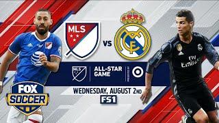 MLS All-Stars will face Real Madrid