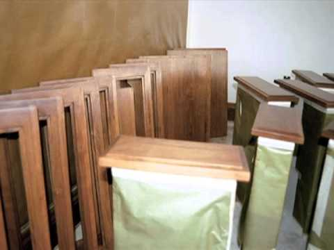 Building Science Video: Cabinetry and Trim