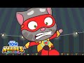 Download  Talking Tom Heroes - The Angry Hero (Episode 28) MP3,3GP,MP4