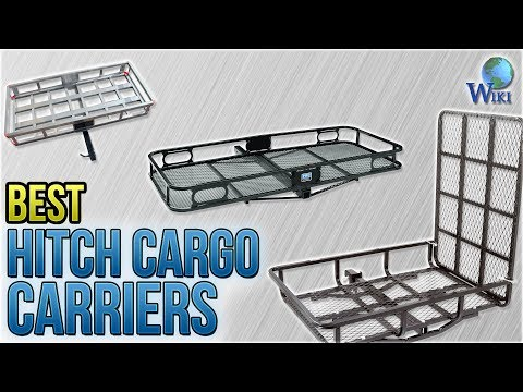 10 Best Hitch Cargo Carriers 2018