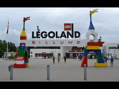 Legoland Billund Resort. Denmark.