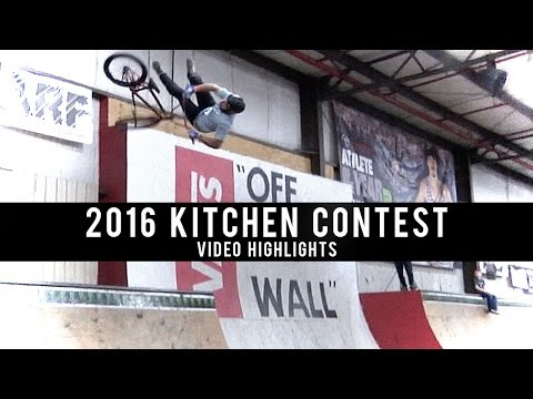 2016 Kitchen Contest featuring Colton Walker, Nick Bruce, Mike Varga, and More