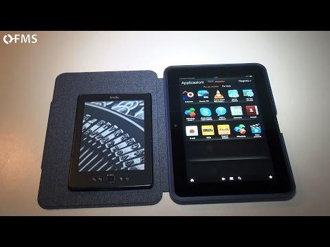 Amazon Kindle: Recensione