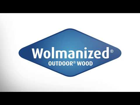 Wolmanized® Outdoor® Wood Product Video
