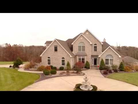 Luxury Country Home on 26.24 +/- Acres for Sale Dorsey Illinois