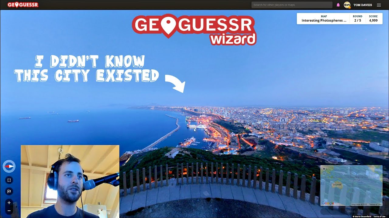 Geoguessr: Interesting Photospheres in Obscure Countries [PLAY ALONG]