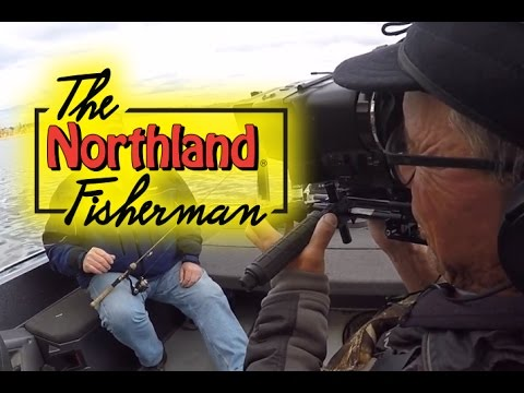 The Northland Fisherman: Ep. 8: How To Make Better Fishing Videos - Bill Lindner