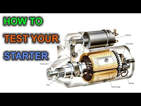 How to Test Your Car Starter