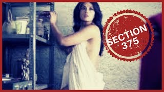 Richa Chadda gayab hai 'Section 375' ke waja se...
