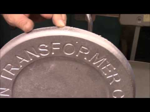 Rheostat Project: Finishing the Castings
