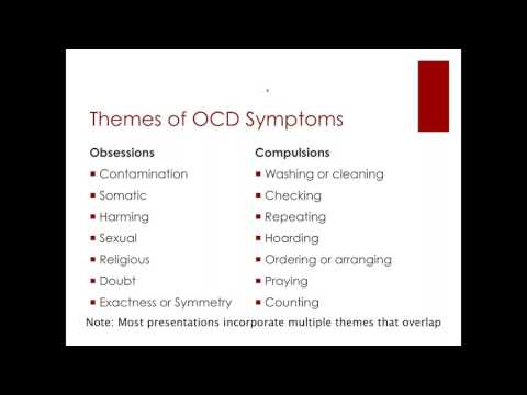 Helping Kids and Teens Who Have OCD
