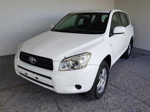 (SOLD) 4×4 SUV Toyota RAV4 Wagon 2006 Review