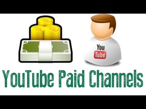 YouTube Paid Channels - Will You Pay For Youtube Content