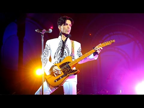 PRINCE's 16 Greatest Guitar Techniques!
