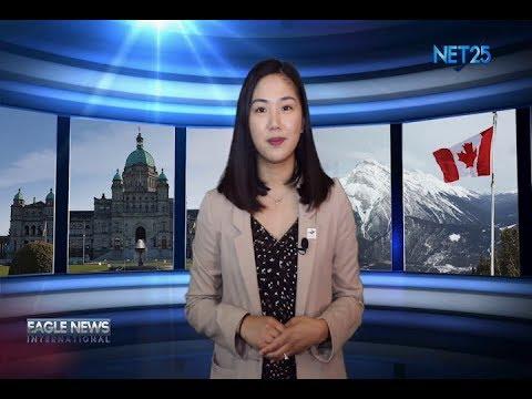 EAGLE NEWS CANADA BUREAU MAY 30, 2018